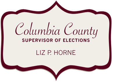Columbia County Supervisor of Elections